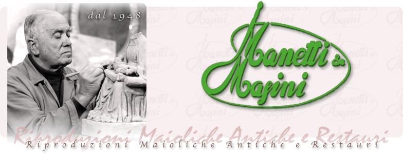 Manetti e Masini - Firenze - riproduzioni maioliche antiche - riproduzione ceramiche - restauro ceramiche - restauri porcellane - restauri cotto - stufe decorate ceramica - stufe decorate maiolica