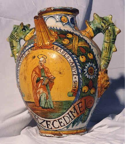 Riproduzione di vaso