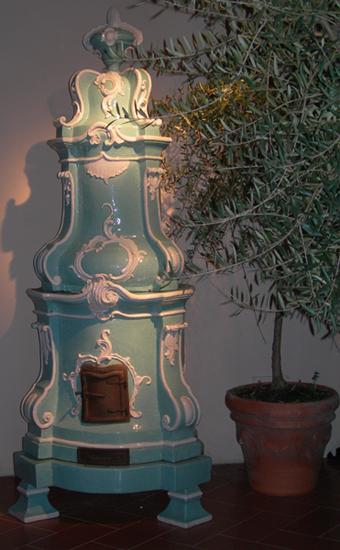 Barocca Veneta Stove